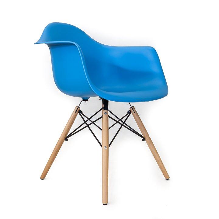 Design Stoelen Replica Eames.Eames Replica Eetkamer Kuipstoel Donkerblauw Bestel Bij Design